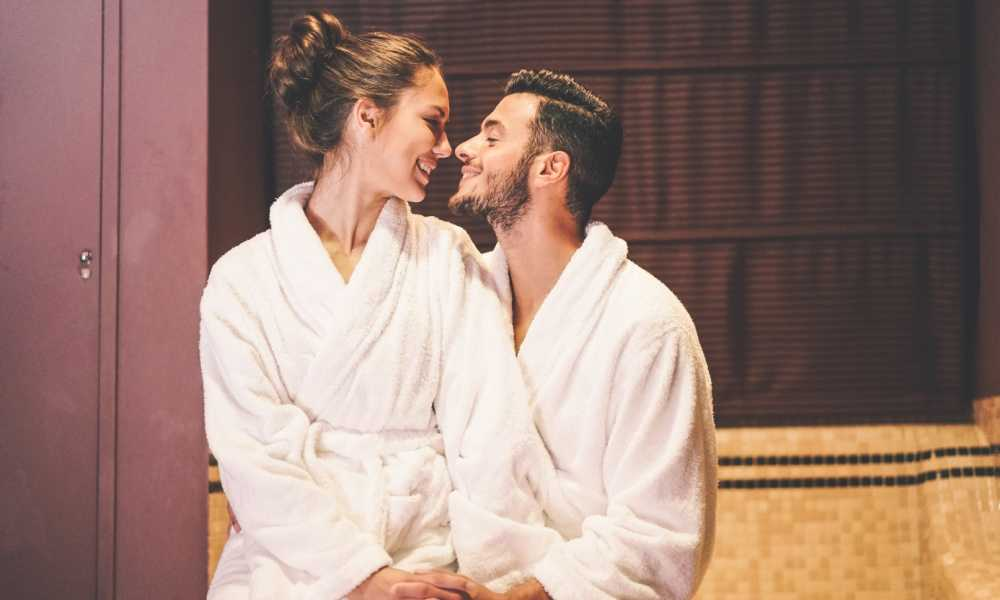 What Are Bathrobes Made Of: Bathrobe Basics